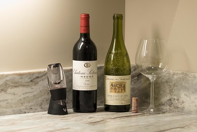Wines from the millenium. Are they millennials? 2/28/2015
